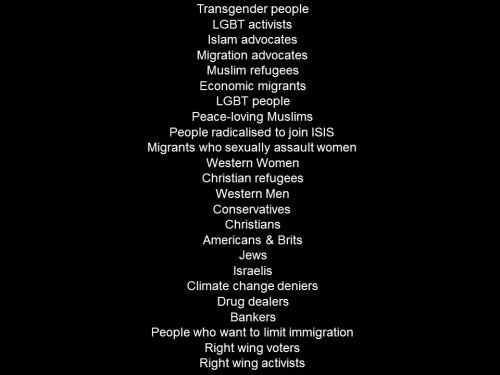 Morality 2016
